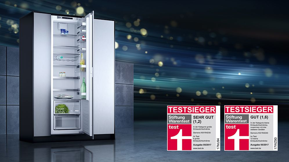Siemens Kühlschrank Läuft Ständig : Siemens: testsieger bosch herne miele waschmaschine kühlschrank